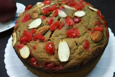 eggless cake recipe