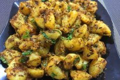 Aloo Jeera | Potato Recipe