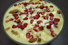 Fruit Custard | Custard |  Dessert Recipe