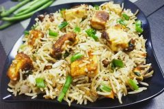 Paneer Fried Rice | Paneer Recipe
